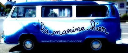La Marine Hier